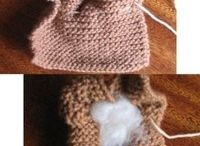 Knitting  / by Maggie Brousseau