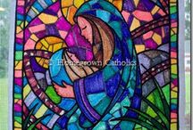 Stained Glass / by Marian Pena