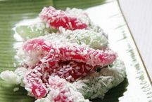Indonesian Sweets / by Titis Smith