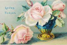 Vintage Postcards / by Verda Pederson