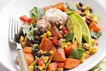 Food: Vegan or Easily Veganized / by Kari Lenz