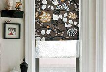 Window Treatments / by Rose-Marie Haddad
