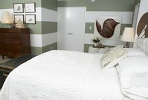 Master Bedroom Ideas / by Andrea Frey Metzger