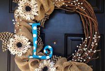 Wreaths / by Nicole Walsh