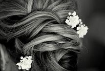 coiffures mariage / by Mlle Rose *