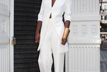 White / by Black Fashion