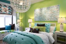 Kids Bedrooms / by Rebecca Robeson