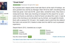 Metro Hotels Hotel Reviews /  Hotel Reviews of Metro Hotels properties from various 3rd party hotel review sites such as trip advisor / by Metro Hotels