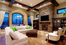 great room redo / by Becky Hormuth