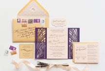 wedding stationery suite love / by Justine Moore