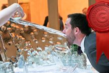 Keator and Lare make ice sculptures / by Amy Kathleen