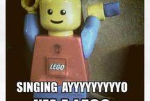 Lego Stuff / by Maya Papaya & Tony Macarony