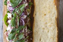 Exceptional Sandwiches / by Kathy Strahs | Panini Happy