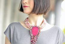 Jak dobrać biżuterię do dekoltu? / by By Dziubeka Jewellery