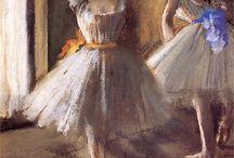 Art + Ballet / by Adriana Caja Hilos