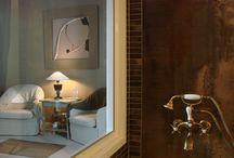 Les chambres - Jardins d'Aliénor / Découvrez les chambres des Jardins d'Aliénor sur l'île d'Oléron. Réservées aux amateurs d'endroits paisibles et intimistes, nos 8 chambres sont personnalisées, spacieuses et douillette. / by Jardins Aliénor