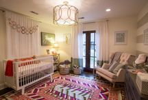 Baby's/Kids Bedroom / by Ashley Hayes