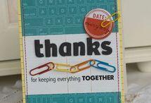 Thanks to You! / by Karen Balcanoff