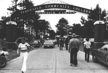 The TCC Story  / Every #ThrowbackThursday for 16 weeks we'll be posting a photo from our past as part of our 45 Year Anniversary celebration. For more information about Tidewater Community College's storied past visit our anniversary website at: http://www.tcc45.org/! / by Tidewater Community College