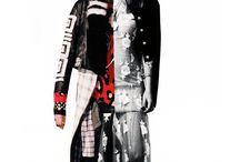 Collage / Fashion Collage / by King_Kunst