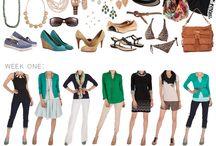 Guía de estilo - mujer / by Alina