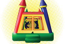 Bouncy Castle Hire / Hire A Bouncy Castle / by Big Time Entertainment Limited UK