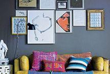 Interiors, Decor etc. / by Kirsten Di Clemente