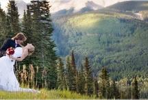 Weddings at Durango Mountain Resort / by Purgatory @ Durango Mountain Resort