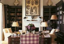 Old living room ideas / by Judy Cowling