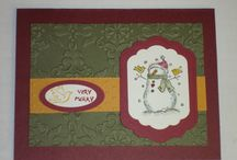 Cards Christmas SU Holiday Tag Team / by Soni Larson