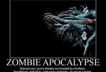Zombies / by Raina Daniels