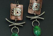 Earrings 3 / by Shirley Jollensten