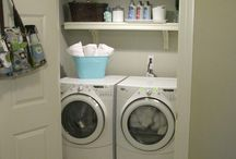 organize :: laundry room / by Becky | Clean Mama
