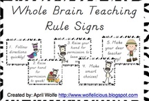 Whole Brain Teaching / by Ginger Watkins