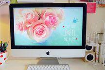 Desktop Wallpaper / by Zoe Arch
