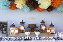 Party ideas / by Donna Beisel