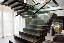 Design - Stairs / by Meg B. Frank Interiors