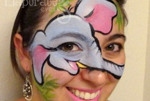 Face painting / by Mela Missdj