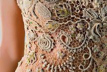 crochet irish / by Laura Martelossi