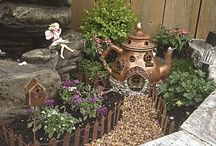 Fairy Gardens / by Patricia Ritchie