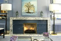 FIREPLACES / by Jay Jeffers