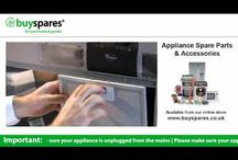 Cooker Hood DIY Repair Videos / Save money by repairing your cooker hood with our 'how to videos' from Buyspares.co.uk. / by BuySpares
