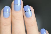 nailed it. / nails. nail polish. nail art.  / by Ciara Ashley