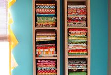 Creative Space Inspiration / by Fabric Shoppe Jody