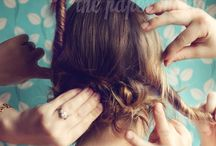 for karyn:hair styles / by Jackie Veltman