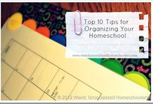 Homeschool Organization / by Kathleen Ricci