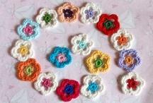 Flores a crochet / by Amarilis M