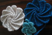 Crochet knitting embroidery  / by Stephenie Clevenger
