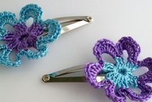 Crochet Flowers  / by Angel C