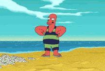 Futurama! / Why not zoidberg?  / by Blue Moose